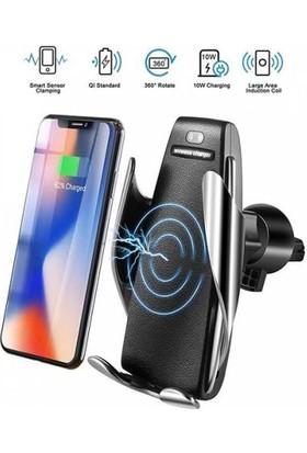 Smart Sensor S5 Araç Içi Wireless Şarj Cihazı