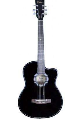 Rockson Rockson Akustik Gitar 39 Bk/Black/Sıyah