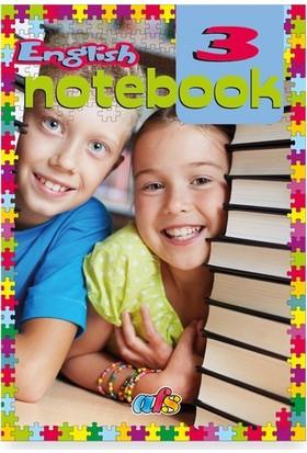 Afs Yayınları 3. Sınıf English Notebook