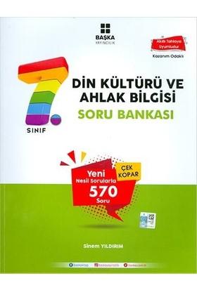 Başka Yayınları 7.Sınıf Din Kültürü Soru Bankası