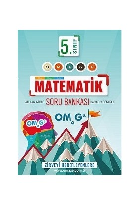 Omage 5. Sınıf Matematik Soru Bankası
