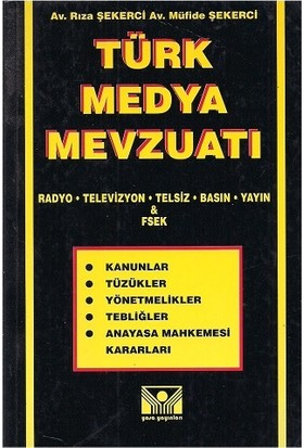 Türk Medya Mevzuatı