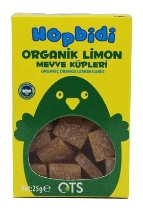 OTS Organik Limon Küpleri