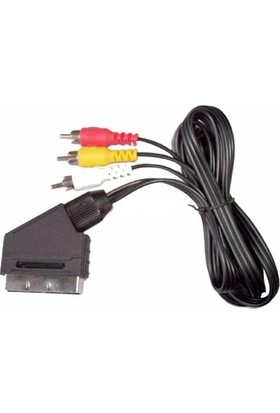Etc Rose Rc-04 1,2m Skart-3rca Kablo Skart-Tos
