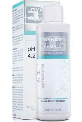 Fargen Gynox Female İntim Dış - Temizleyici Harici 200 ml