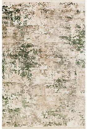 Angora İmpressive 8493A Krem/Yeşil 160X230 cm