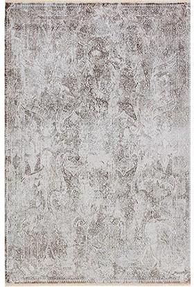Angora İnfinity 8381A Beyaz/Siyah 160X230 cm