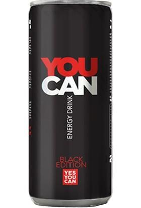 You Can Enerji Içeçeği 250 ml 24 Adet