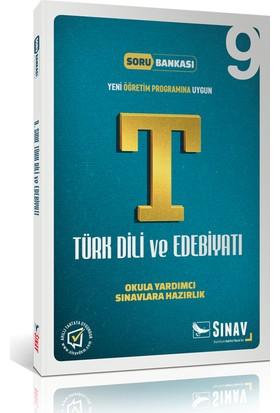 Sınav Yayınları 9. Sınıf Türk Dili ve Edebiyatı Soru Bankası