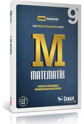 Sınav Yayınları 9. Sınıf Matematik Soru Bankası