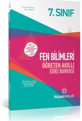 Puan Yayınları 7. Sınıf Fen Bilimleri Öğreten Akıllı Soru Bankası