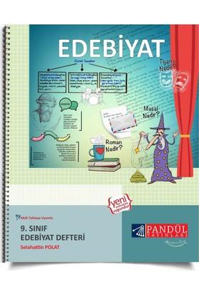 Pandül Yayınları 9. Sınıf Edebiyat Defteri - Selahattin Polat