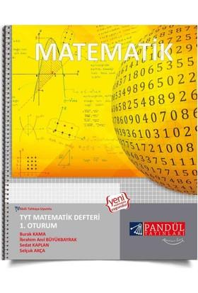 Pandül Yayınları Tyt Matematik Defteri - Burak Kama