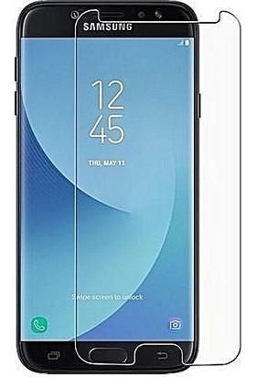 Engo Samsung Galaxy J7 Prime Ekran Koruyucu Cam 2.5D 9H Temperli Şeffaf Ekran Koruyucu