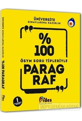 Fides ÖSYM 100 Paragraf