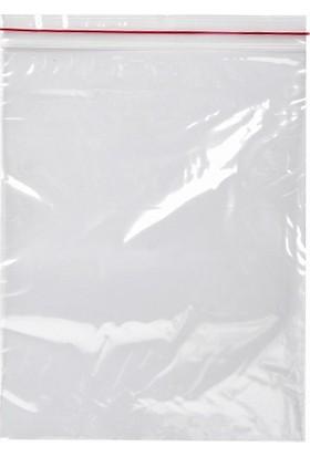 Tropik Kilitli Naylon Poşet 19 x 25 cm - 100 Adet