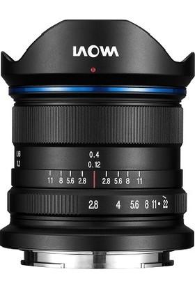 Laowa Venus 9mm F/2.8 Zero-D Lens Canon (Eos M-Mount)