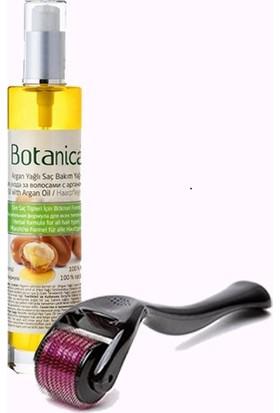 Botanica Saç Dökülmesini Önleyici Dökülme Karşıtı ve Yeni Saç Çıkaran - Saç Oluşumunu Destekleyen Saç Çıkarıcı Organik Saç Bakım Seti
