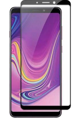 BlitzPower Samsung Galaxy A9 2018 6D Tam Kaplayan Nano Glass Ekran Koruyucu