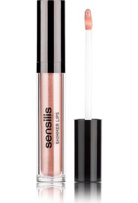 Sensilis Lipgloss - Shımmer Lıps Comfort Lıp Gloss 02 Beıge