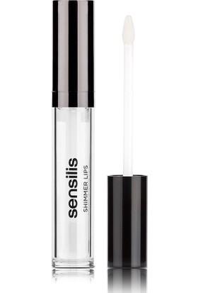 Sensilis Lipgloss - Shımmer Lıps Comfort Lıp Gloss 01 Transparente
