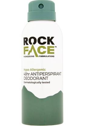 Rock Face Hassas Ciltler Için Parfümsüz Deodorant - Hypo Allergenic Anti-Perspirant Deodorant 150ml