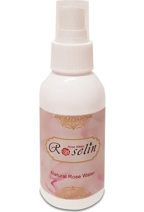 Roselin Doğal Gül Suyu 2 Adet 100 ml