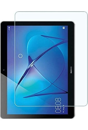 "Dafoni Huawei T5 10"" Nano Glass Premium Tablet Cam Ekran Koruyucu"