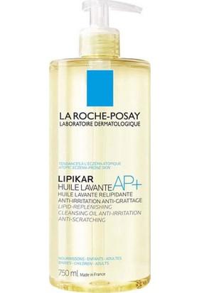 La Roche-Posay Lipikar Ap+ Cleansing Oil - Vücut Yıkama Yağı 750 ml