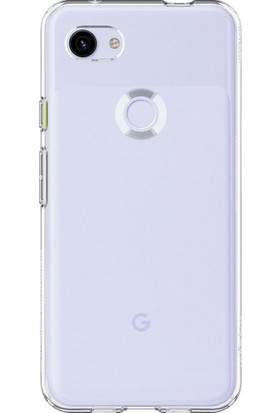 Spigen Google Pixel 3a Kılıf Liquid Crystal Clear - F23CS25961