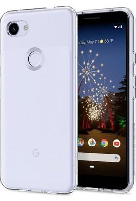 Spigen Google Pixel 3a XL Kılıf Liquid Crystal Clear - F22CS25958