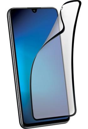 Engo Samsung Galaxy M30 Ekran Koruyucu 6D Campet Flexible Yeni Nesil Tam Kaplama 9h Temperli Film
