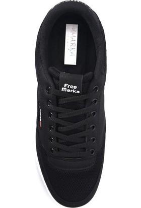 Free Marka 5260 Jumbo Erkek Ayakkabı Siyah Beyaz