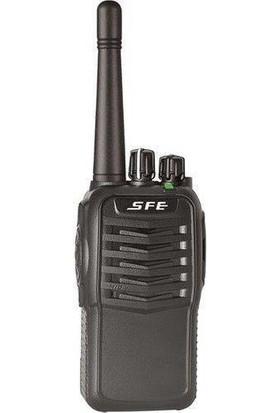 Sfe S780 Pmr IP65 Lisanssız Uzun Mesafe El Telsizi