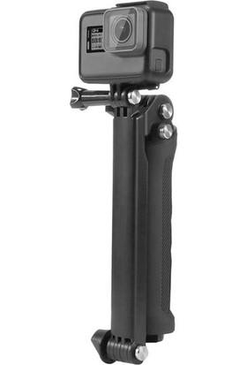 KingMa GoPro Uyumlu Çok Fonksiyonlu Monopod Tripod