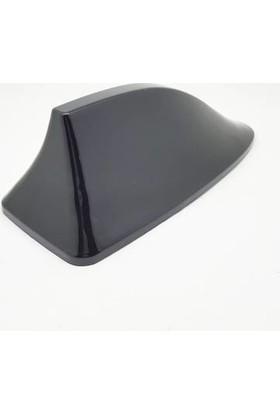 Gd24 Peugeot 307 Uyumlu Oto Shark Anten Köpek Balığı Anten Siyah Gerçek İşlevli Elektrikli