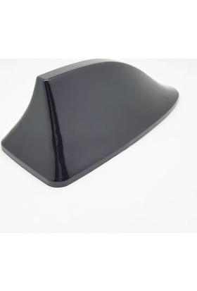 Gd24 Mıtsubıshı Lancer Uyumlu Oto Shark Anten Köpek Balığı Anten Siyah Gerçek İşlevli Elektrikli