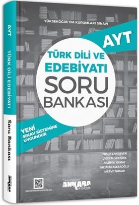 Ankara Yayıncılık AYT Türk Dili Ve Edebiyatı Soru Bankası - Yusuf Can Seven