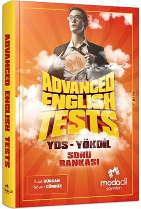 Modadil Advanced Englısh Test YDS-Yökdil Soru Bankası - Suat Gürcan