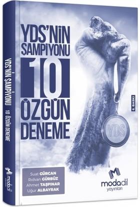 Modadil YDS'Nin Şampiyonu 10 Özgün Deneme - Suat Gürcan