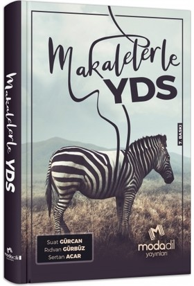 Modadil Makalelerle YDS - Suat Gürcan