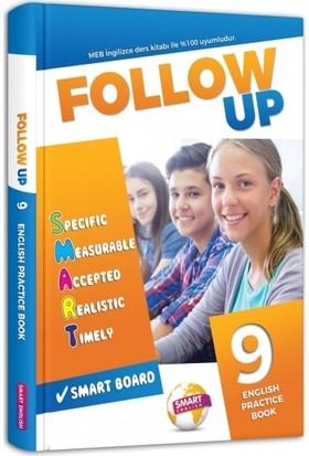 Smart English Follow Up 8 Englısh Test Book - Seçkin Esen