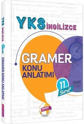 Smart English 11. Sınıf YKS İngilizce Gramer Konu Anlatımı - Ercüment Cem Çuhadar