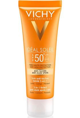 Vichy Ideal Soleil Anti-Dark Spots Spf 50+ 50 Ml Güneş Kremi