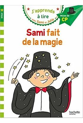 Sami Fait De La Magie