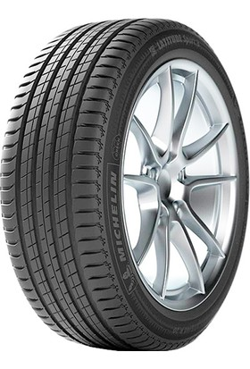 Michelin 255/55 ZR19 111Y XL Latitude Sport 3 N0 GRNX (Üretim: 2018)