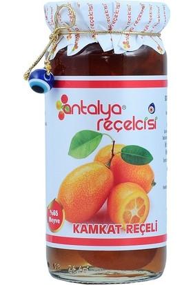 Antalya Reçelcisi %65 Meyveli Kamkat Reçeli 300 gr