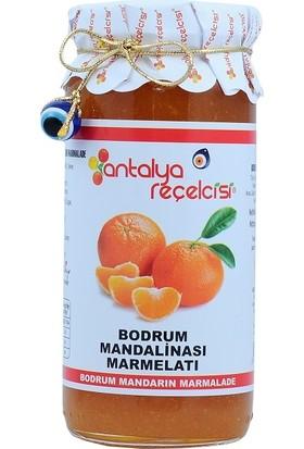 Antalya Reçelcisi Bodrum Mandalinası Marmelatı 300 gr