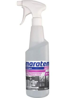 Maratem M330 Alkol Bazlı Yüzey Dezenfektanı - 750 Ml