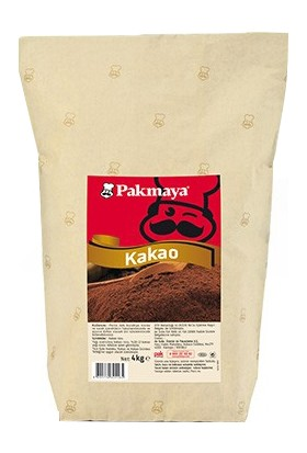 Pakmaya Kakao Toz 4 kg